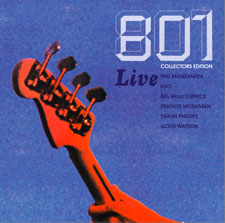 801 Live Collectors' Edition