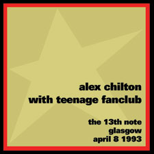 Bootleg Bin Teenage Fanclub Live At The 13th Note W