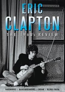 Eric Clapton - The 1960s Review (DVD)