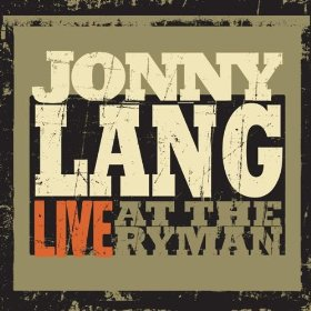 Jonny Lang - Live at the Ryman
