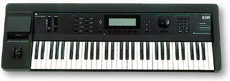 Kurzweil K2000s - the be-all and end-all of keyboards? Perhaps...