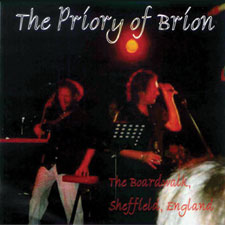 Bootleg Bin Priory Of Brion Sheffield 99