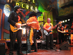 Question Mark and the Mysterians. Photo (c) Bill Kopp.