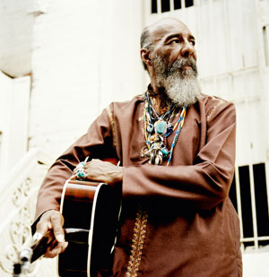 Richie Havens. Photo © Jean Marc Lubrano