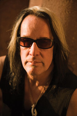 Todd Rundgren. Photo (c) Lynn Goldmith