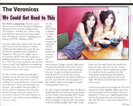 The Veronicas I Always Thought You Were Gay 41