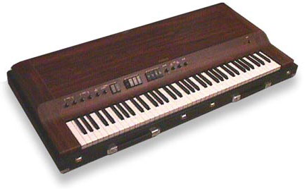 The Yamaha CP30 Electric Piano. Nice action, great sounds. No MIDI, weighed a ton.